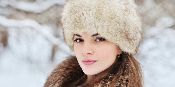 ea524b03065144 The fur hats are warm and they are a nice gift to bring back home. Some  might wonder, is it ok to buy them. After all, most souvenir Russian fur  hats are ...